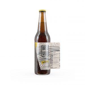 BREWWOOD - Betula Pendula - steklenica 0,5l