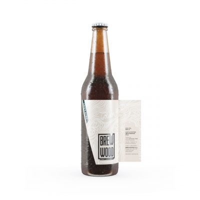 BREWWOOD - Abies Alba - steklenica 0,5l