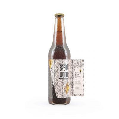 BREWWOOD - Tilia Cordata - steklenica 0,5l